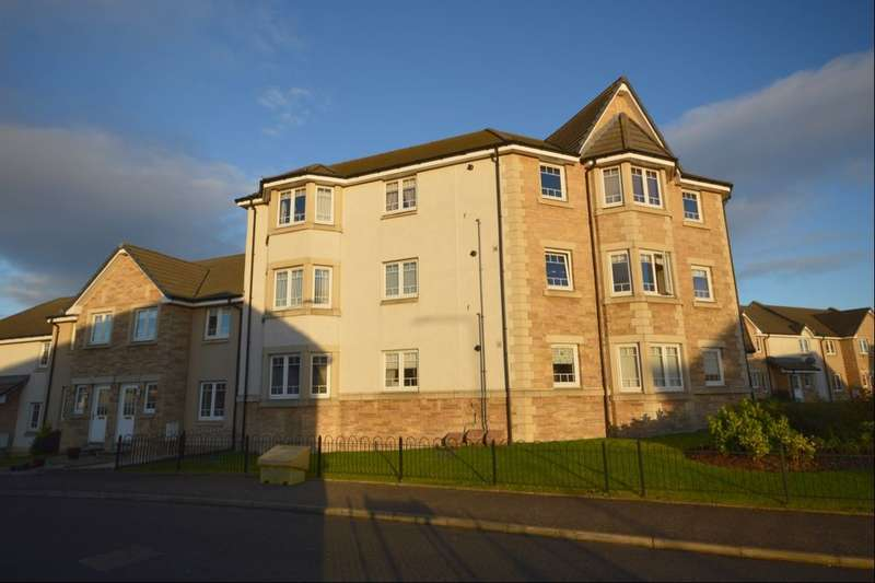 2 Bedrooms Flat for sale in Trondheim Parkway, DUNFERMLINE, KY11