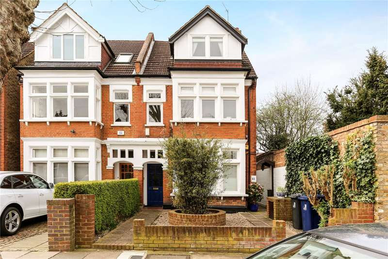 4 Bedrooms Flat for sale in Ravensbourne Gardens, Ealing, W13