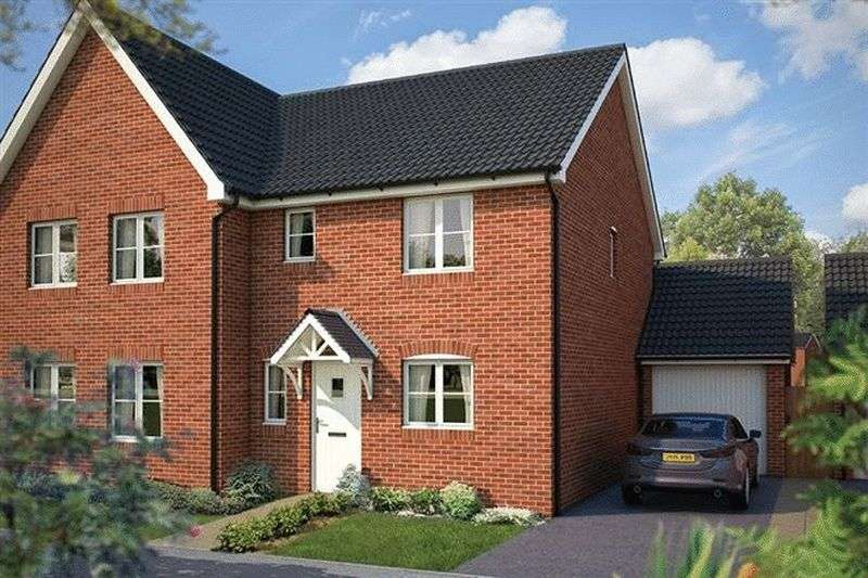 3 Bedrooms Semi Detached House for sale in Imperial Place, Gloucester GL3 4SH