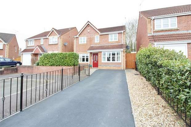 4 Bedrooms Detached House for sale in Stockwood Close, Langstone, NEWPORT
