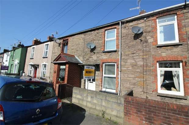 2 Bedrooms Terraced House for sale in Victoria Street, Abergavenny, Monmouthshire