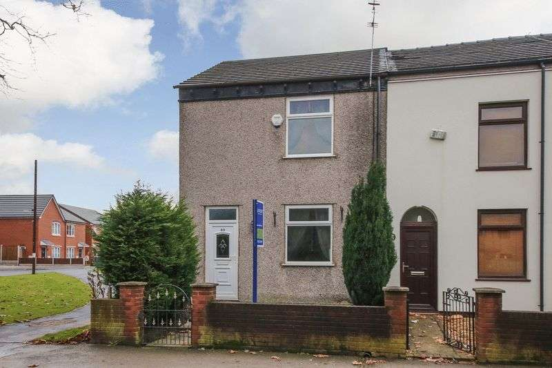 3 Bedrooms Terraced House for sale in Wigan Road, Hindley