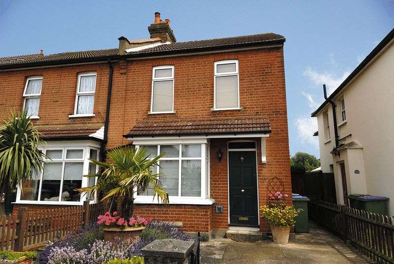 2 Bedrooms Semi Detached House for sale in Green Lane, West Molesey
