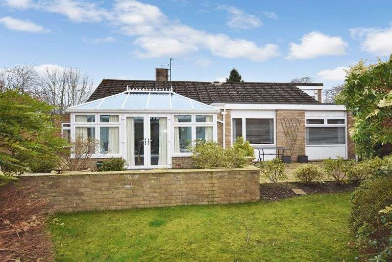 3 Bedrooms Detached Bungalow for sale in Causey Park, Hexham