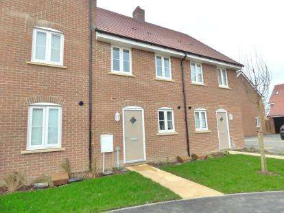 2 Bedrooms Terraced House for sale in Curacao Crescent, Newton Leys, Milton Keynes, Buckinghamshire