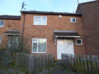 3 Bedrooms Terraced House for sale in Middlemore, Southfields, Northampton, Northamptonshire
