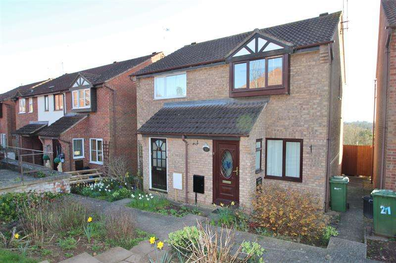 2 Bedrooms Semi Detached House for sale in Primrose Close, Ross-On-Wye