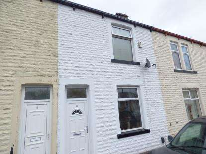 2 Bedrooms Terraced House for sale in Sunderland Street, Burnley, Lancashire
