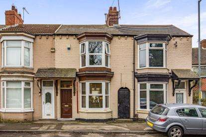 2 Bedrooms Terraced House for sale in Burlam Road, Middlesbrough, North Yorkshire, .
