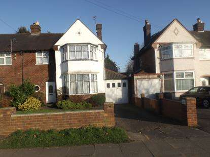 3 Bedrooms Semi Detached House for sale in Stechford Road, Birmingham, West Midlands