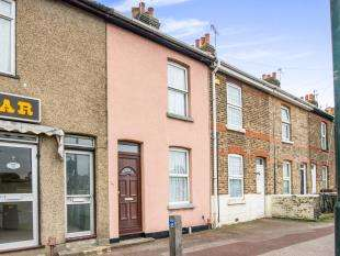 3 Bedrooms Terraced House for sale in Wainscott Road, Wainscott, Rochester, Kent
