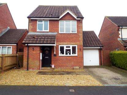 3 Bedrooms Detached House for sale in Wincanton, Somerset