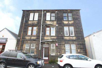 3 Bedrooms Flat for sale in Abercorn Street, Paisley