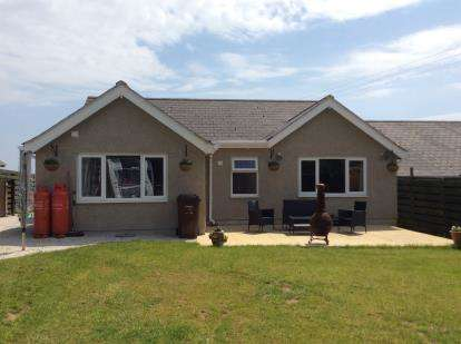 Bungalow for sale in Crafthole, Torpoint, Cornwall