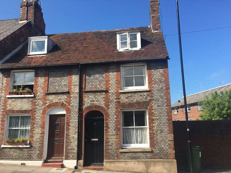 2 Bedrooms End Of Terrace House for sale in Little East Street, Lewes