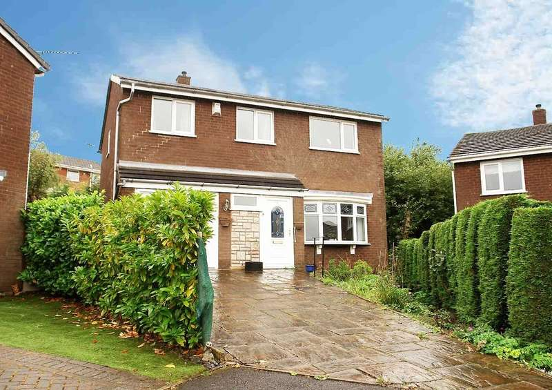 5 Bedrooms Detached House for sale in 8 Betjeman Place, Shaw