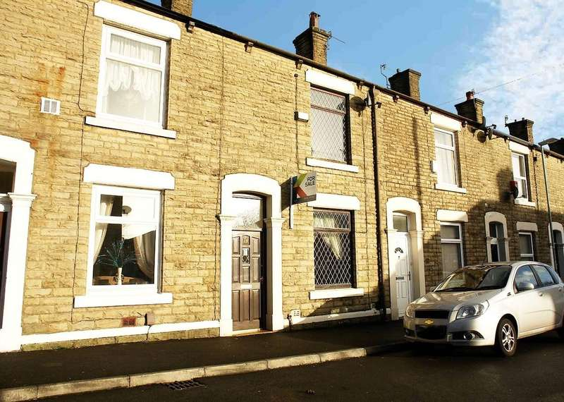 2 Bedrooms Terraced House for sale in 15 Crossley Street, Shaw