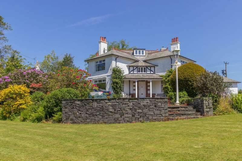 5 Bedrooms Detached House for sale in Rusko, Field Broughton, Grange-over-Sands