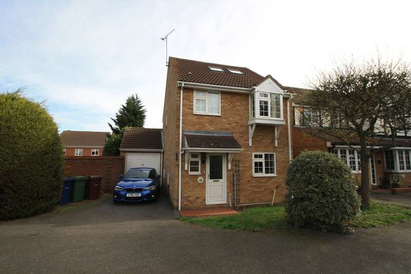 4 Bedrooms Detached House for sale in Advice Avenue, Chafford Hundred