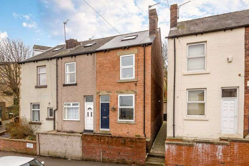 3 Bedrooms Terraced House for sale in Lonsdale Road, Walkley, Sheffield, S6 2PS