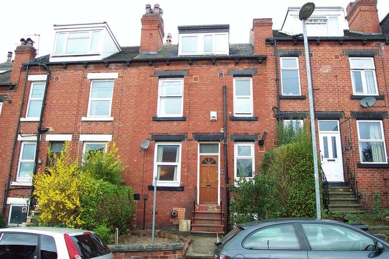 4 Bedrooms Terraced House for sale in Wetherby Place, Leeds