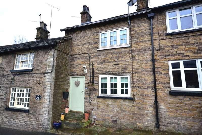 2 Bedrooms Terraced House for sale in Hawkins Lane, Rainow, Macclesfield