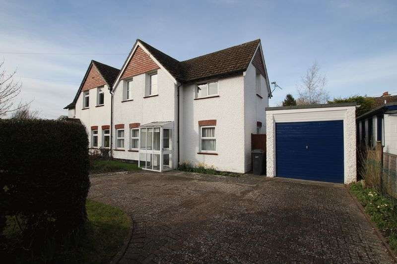 3 Bedrooms Semi Detached House for sale in Garston Lane, Wantage