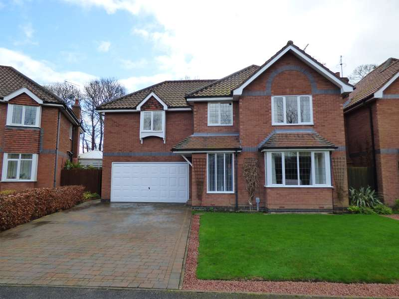 5 Bedrooms Detached House for sale in Manor Park, Beverley, HU17 7BS