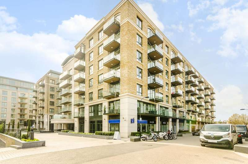 2 Bedrooms Flat for sale in Chancellors Road, Hammersmith, W6