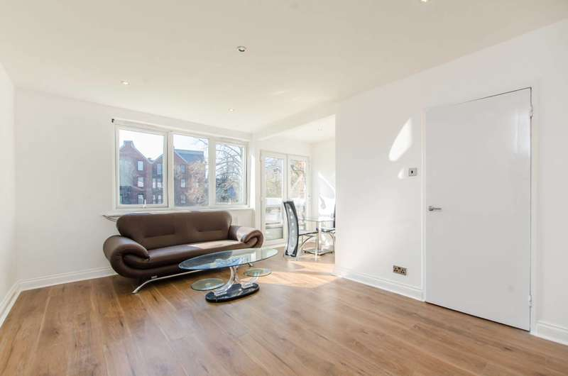 3 Bedrooms Flat for sale in Christchurch Road, Brixton, SW2