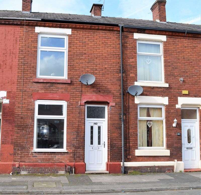 2 Bedrooms Terraced House for sale in Marlborough Street, Ashton-Under-Lyne