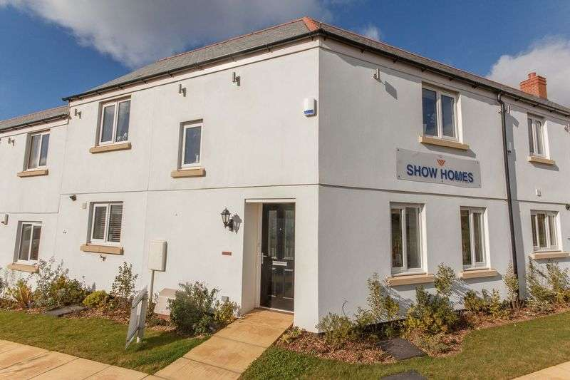 4 Bedrooms Terraced House for sale in Batheway Fields, North Tawton