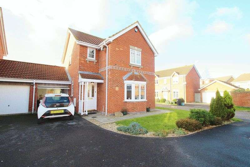 3 Bedrooms Detached House for sale in The Bramleys, Portishead