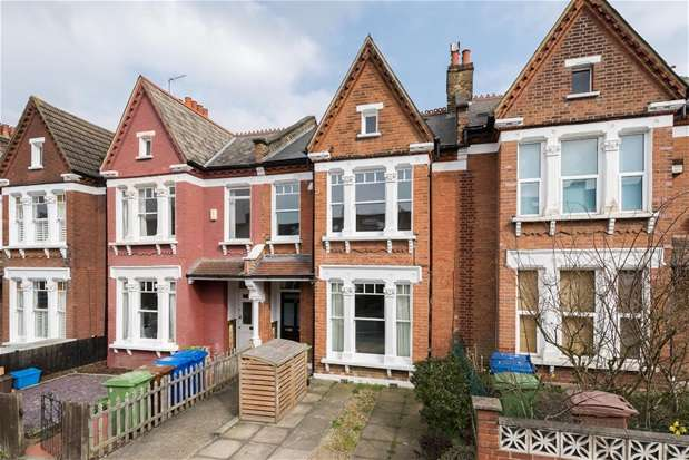2 Bedrooms Flat for sale in Beauval Road, Dulwich