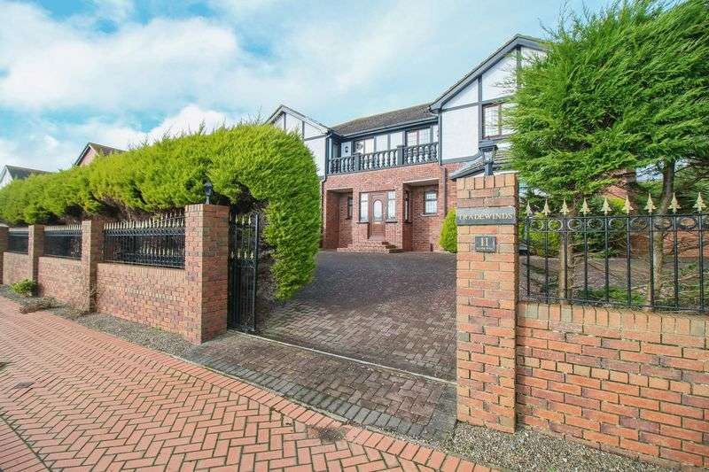 5 Bedrooms Detached House for sale in Tradewinds, 11 Manor Park, Onchan, IM3 2EW