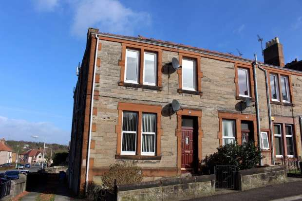 3 Bedrooms Maisonette Flat for sale in Victoria Terrace, Dunfermline, KY12