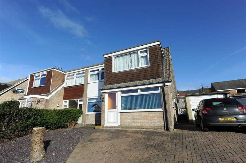 3 Bedrooms Semi Detached House for sale in Aske Avenue, Richmond