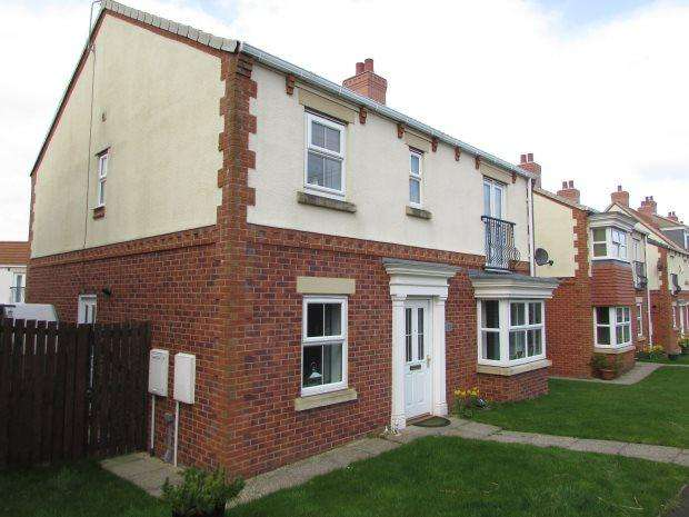 4 Bedrooms Detached House for sale in EVERSON WAY, SPENNYMOOR, SPENNYMOOR DISTRICT