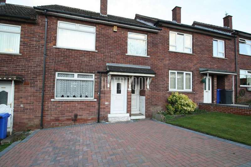 3 Bedrooms Terraced House for sale in Leighton Road, Gleadless Valley, S14