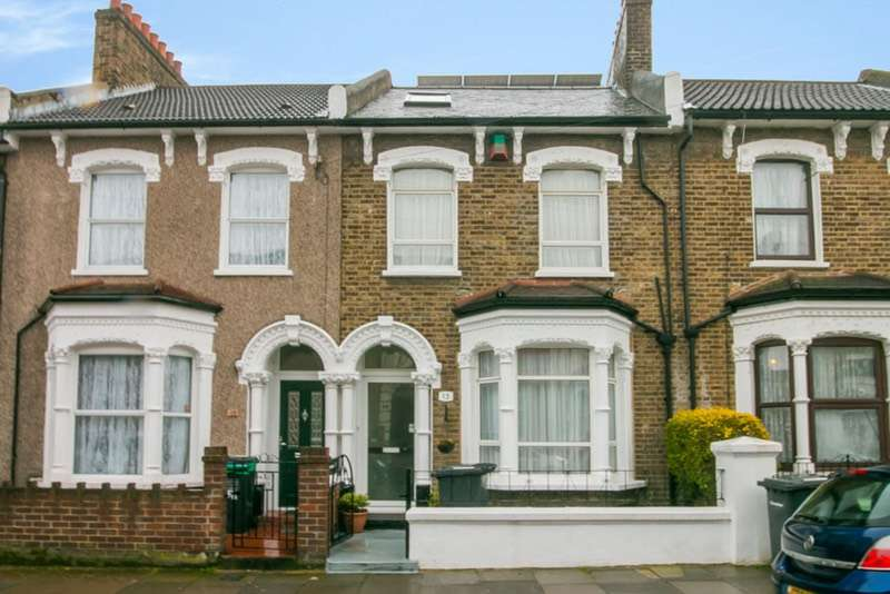 5 Bedrooms Terraced House for sale in Howson Road, London, London, SE4
