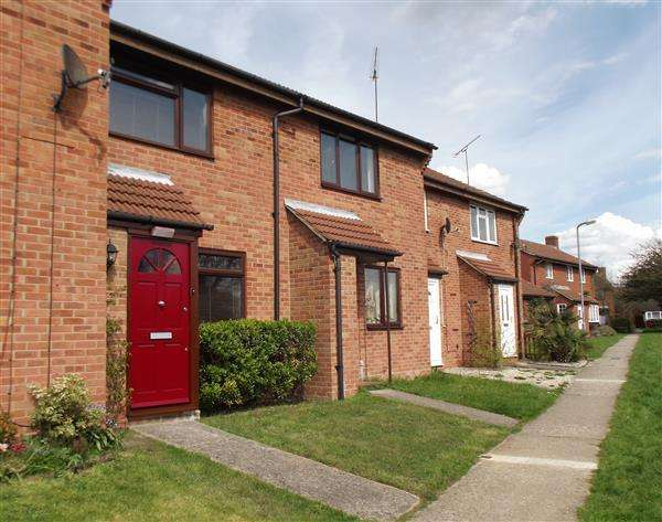 2 Bedrooms Terraced House for sale in Jenner Mead, Chelmer Village