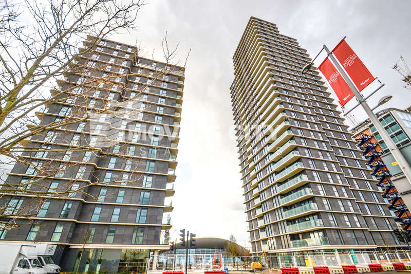 3 Bedrooms Flat for sale in Glasshouse Gardens, Cassia Point, Stratford City