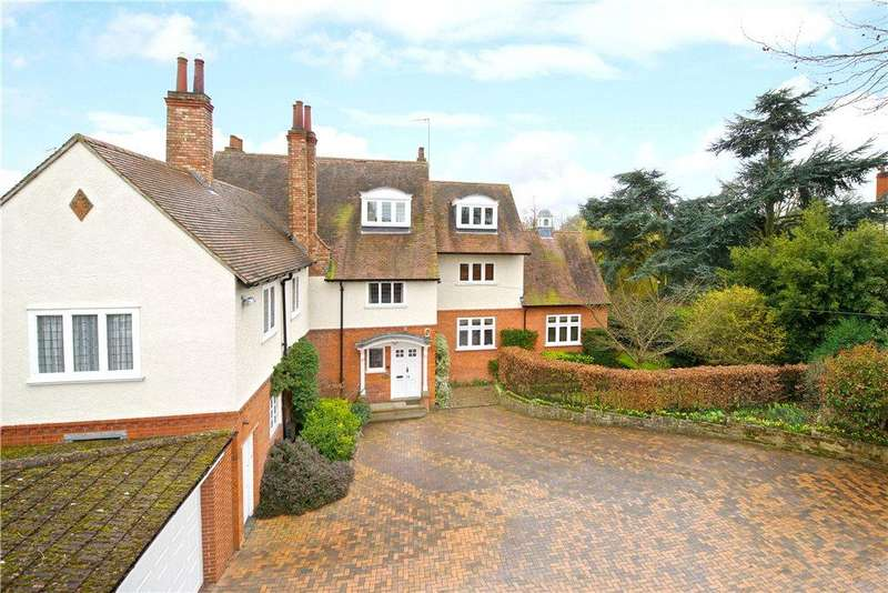 6 Bedrooms Detached House for sale in Wellingborough Road, Abington, Northampton, Northamptonshire