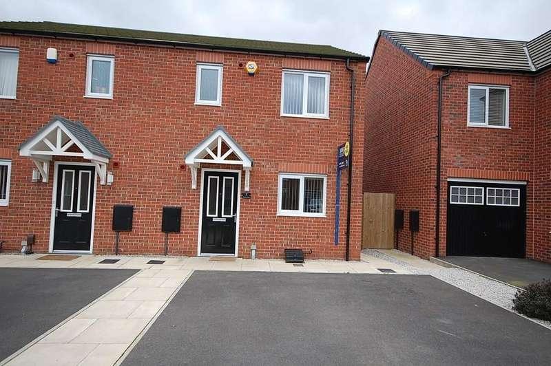 3 Bedrooms Semi Detached House for sale in Wellens Walk, Eccleston, St. Helens