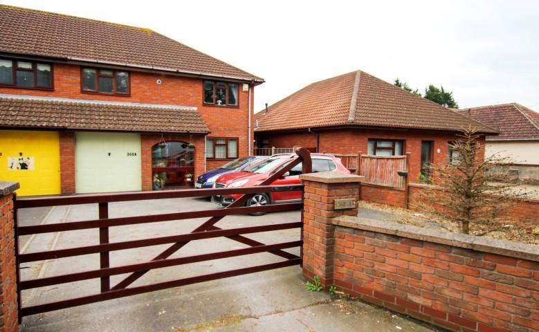 3 Bedrooms Semi Detached House for sale in Bristol Road, Bridgwater TA6