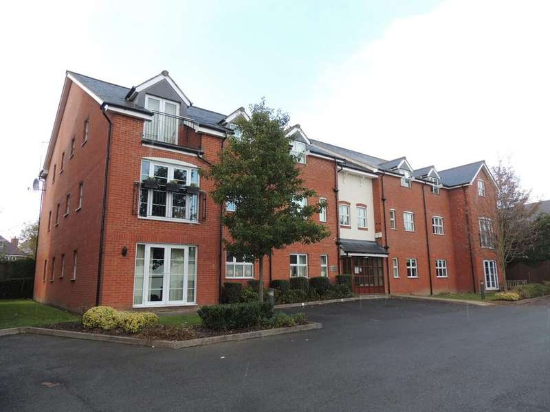 2 Bedrooms Ground Flat for sale in Poplar Road, Dorridge