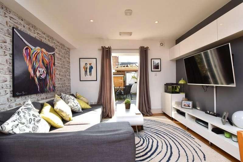 2 Bedrooms Flat for sale in Honor Oak Park, SE23
