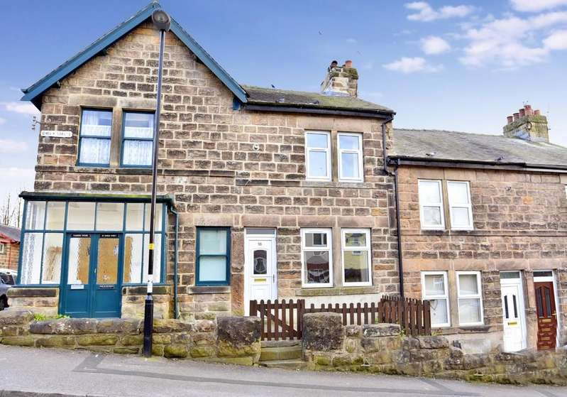 2 Bedrooms Terraced House for sale in Omega Street, Harrogate