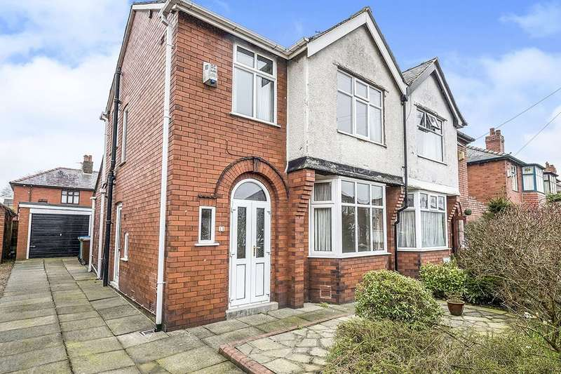 3 Bedrooms Semi Detached House for sale in Winchester Avenue, Ashton-In-Makerfield, Wigan, WN4
