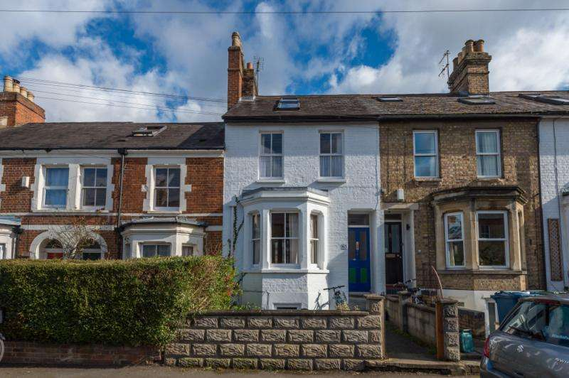 4 Bedrooms Terraced House for sale in Hurst Street, Oxford, Oxfordshire